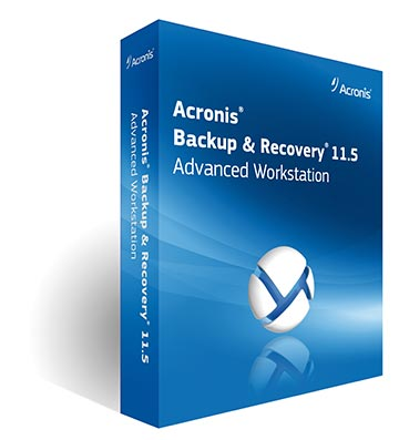 Acronis v11.5 Advanced Workstation