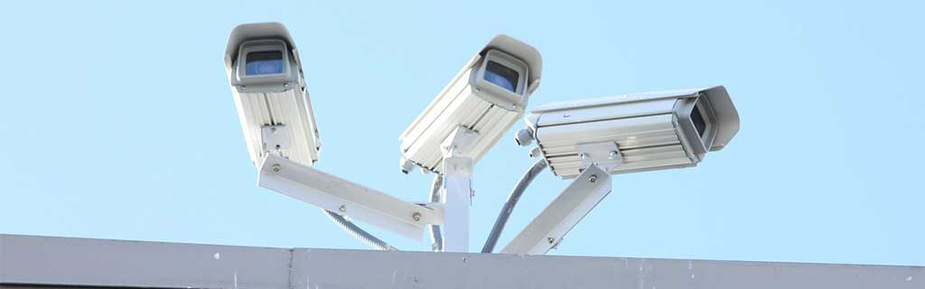 Security camera deployment