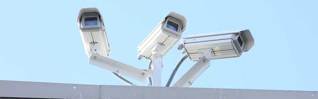 Security camera deployment
